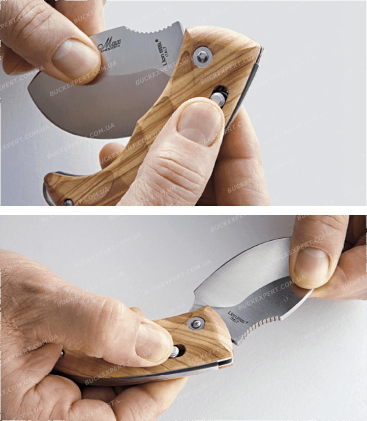 Нож Lion Steel складной серии Skinner