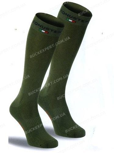 Термоноски Konus Lively зеленые