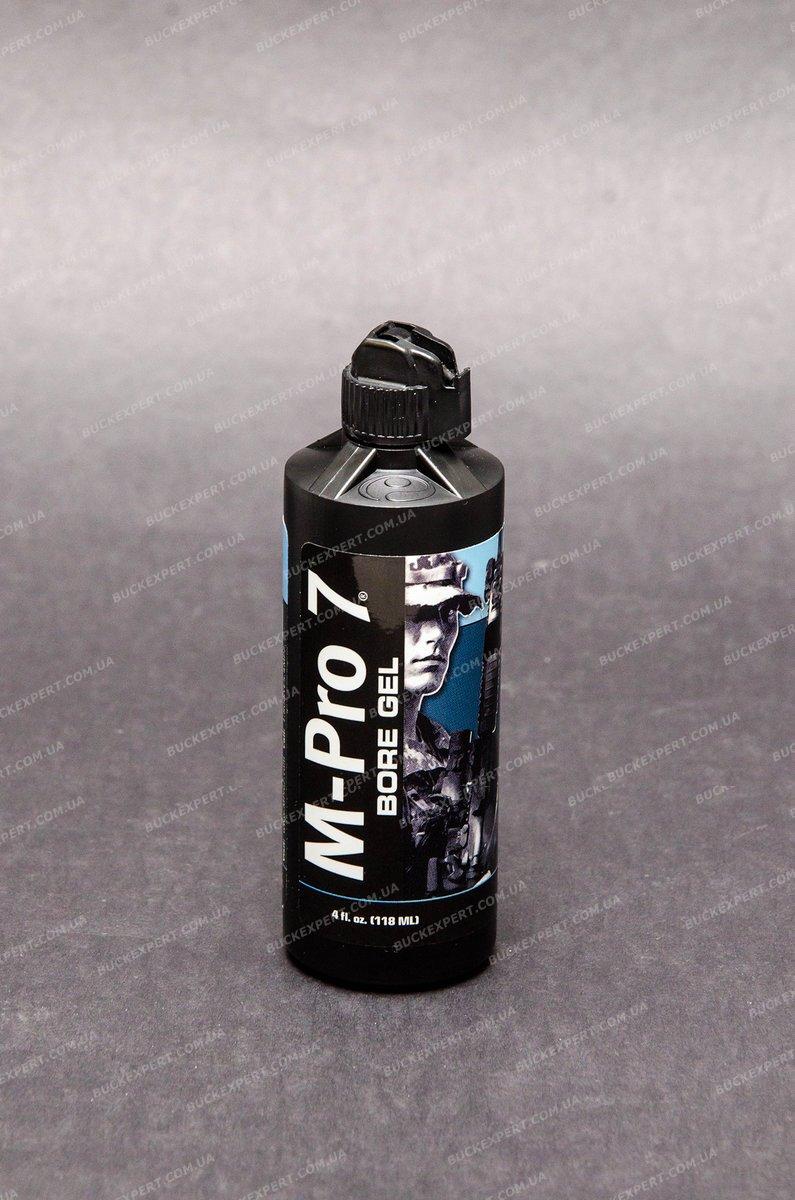Гель растворитель M-Pro7 Bore Gel освинцовки порохового нагара и омеднения