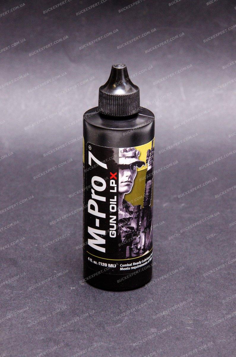 Масло оружейное M-Pro7 Gun Oil LPX
