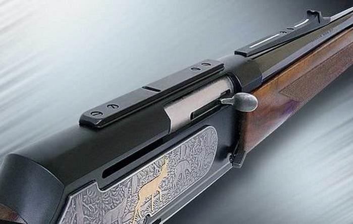 Планка MAK для Benelli Argo / Browning BAR I / BAR II / CBL / ACERA ласточкин хвост 12 мм