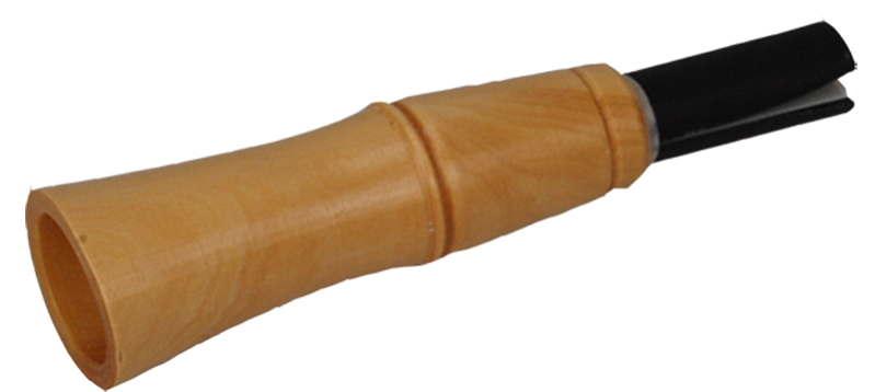 Манок Helen Baud на ворону и чирка - свистунка деревянный