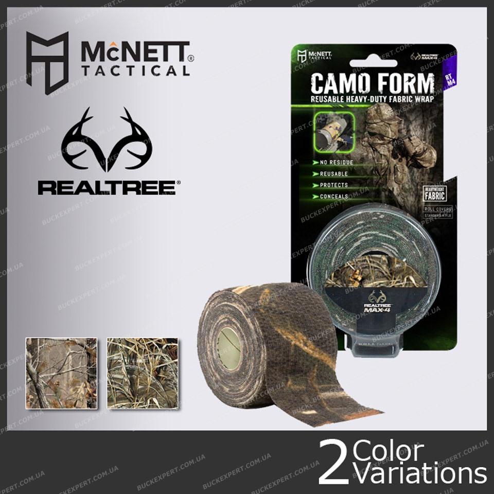 Камуфляжная лента McNett Realtree многоразовая