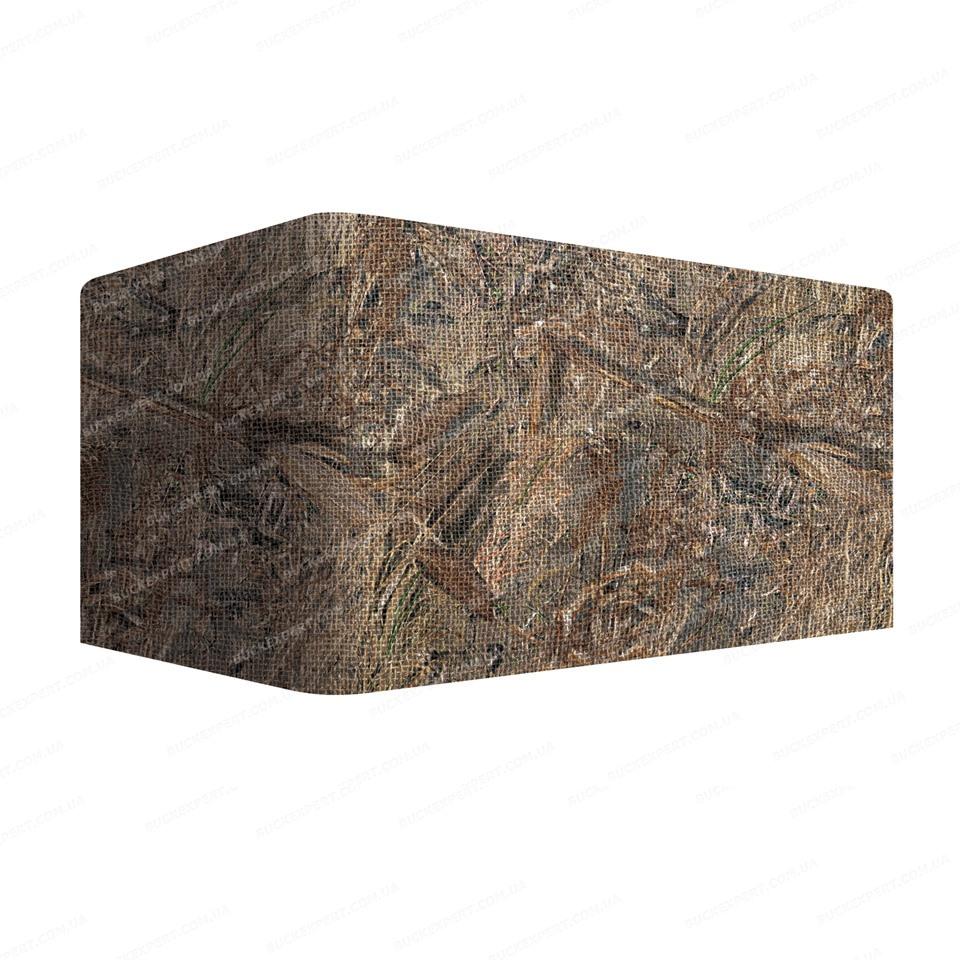 Камуфляжная ткань Mossy Oak для создания засидки тканая рогожа