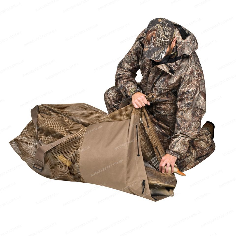 Сумка - рюкзак Mossy Oak для переноски чучалок
