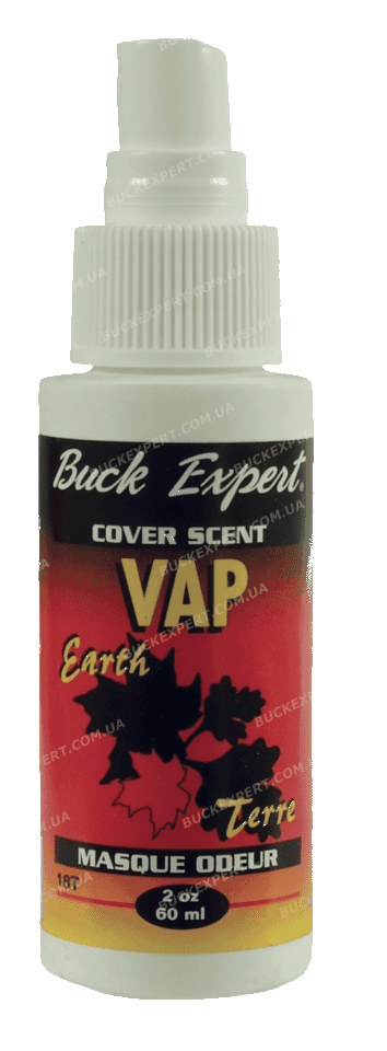 Маскировщик запаха человека Buck Expert масло эфирное концентрированное спрей