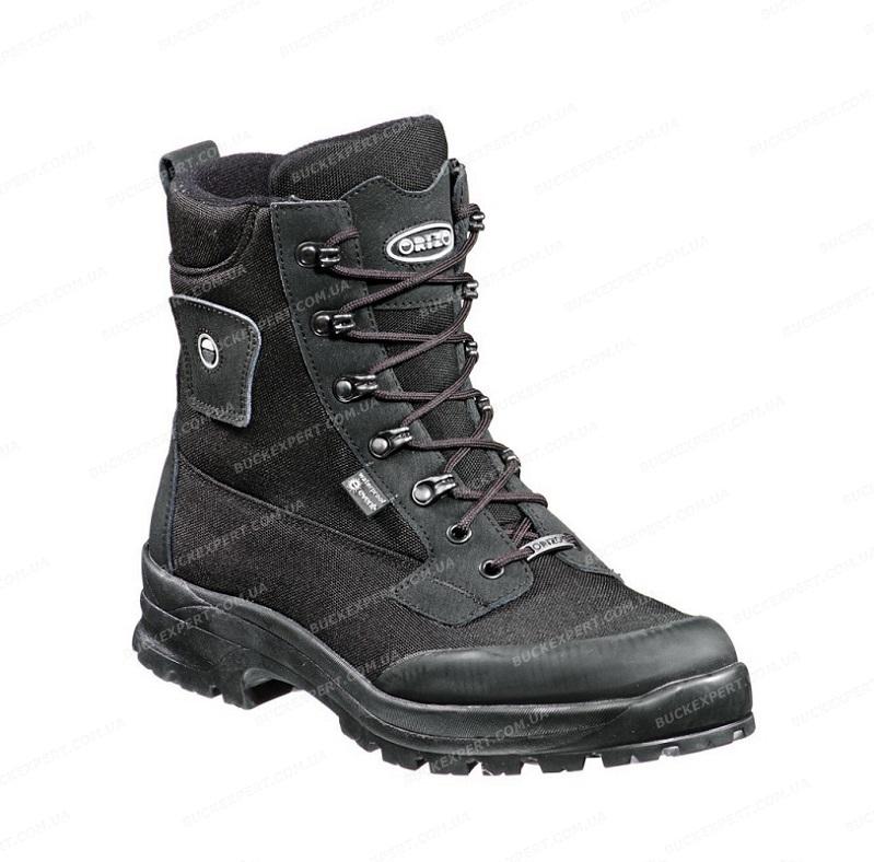 Ботинки Orizo Grifone Black с мембраной демисезонные