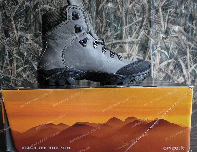 Ботинки Orizo Hunt Olive с мембраной демисезонные