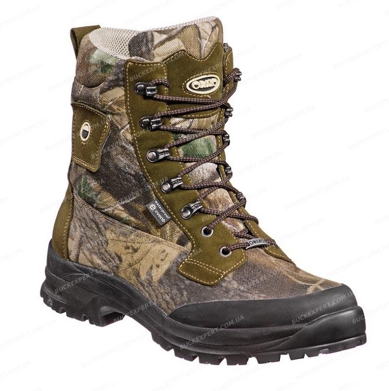 Ботинки Orizo Tundra Max-4 с мембраной демисезонные