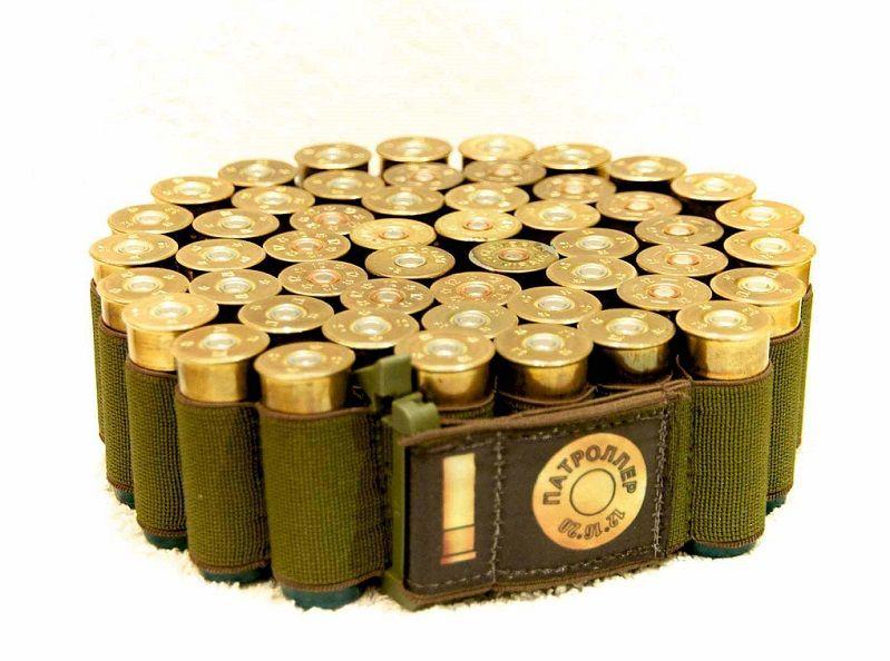 Патроллер - универсальная патронная лента для переноски и хранения патронов