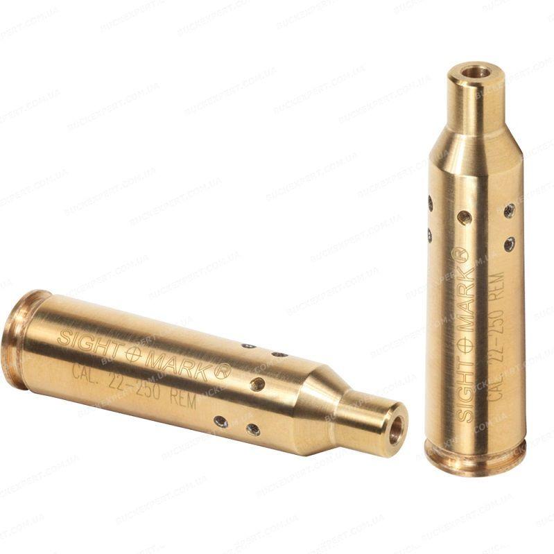 Лазерный патрон SightMark для холодной пристрелки оружия калибра 22-250