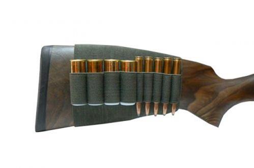 Патронтаж - чехол Hubertus на приклад для гладкоствольного и нарезного оружия