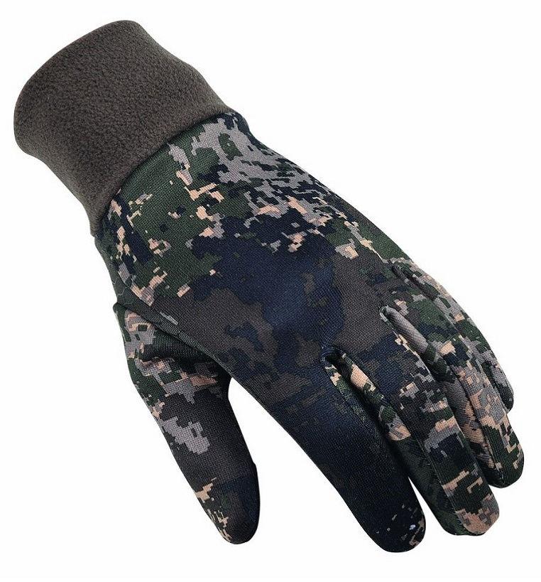 Перчатки Alaska Trigger Gloves BlindTech Invisible с нижним силиконовым слоем