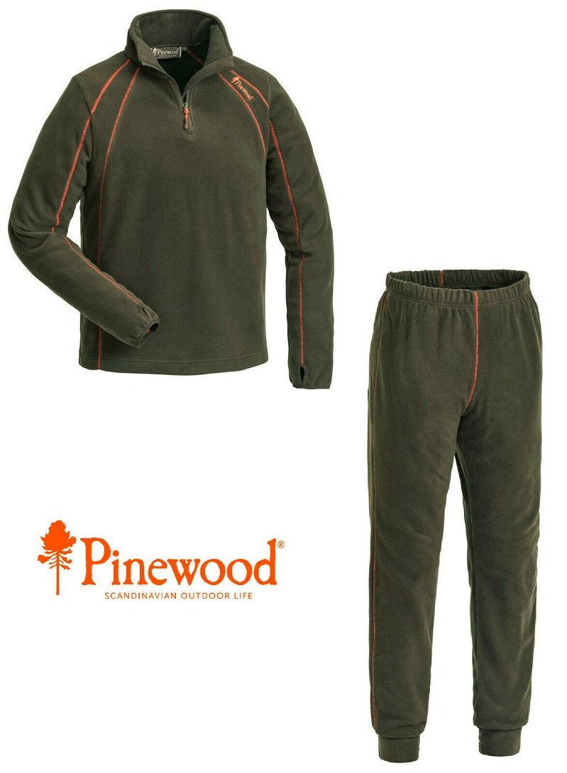 Костюм Pinewood Microfleece Set Comfy флисовый
