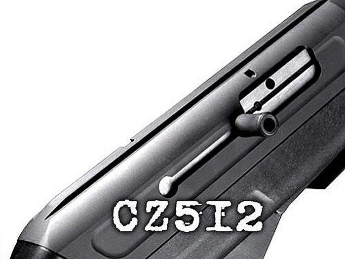 Кронштейн MAKuick на СZ 527 / 512 с шиной Schmidt & Bender быстросьемный