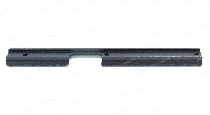 Планка на ТОЗ - 78 с базой Weaver стальная
