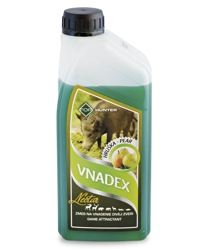 Приманка Vnadex на кабана / оленя / лису / куницу / барсука с запахом груши в виде геля