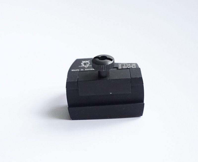 Коллиматорный прицел Docter sight II с кронштейном на ласточкин хвост в комплекте