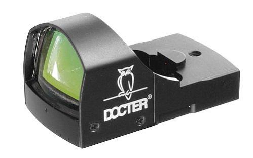 Коллиматорный прицел Docter sight II на оружейную планку быстросьемный