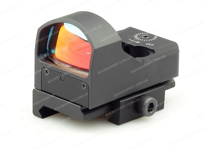 Прицел Hakko XТ-3 mini с маркой точка 4 МОА на Wеаvеr автоматическая и ручная подсветка коллиматорный
