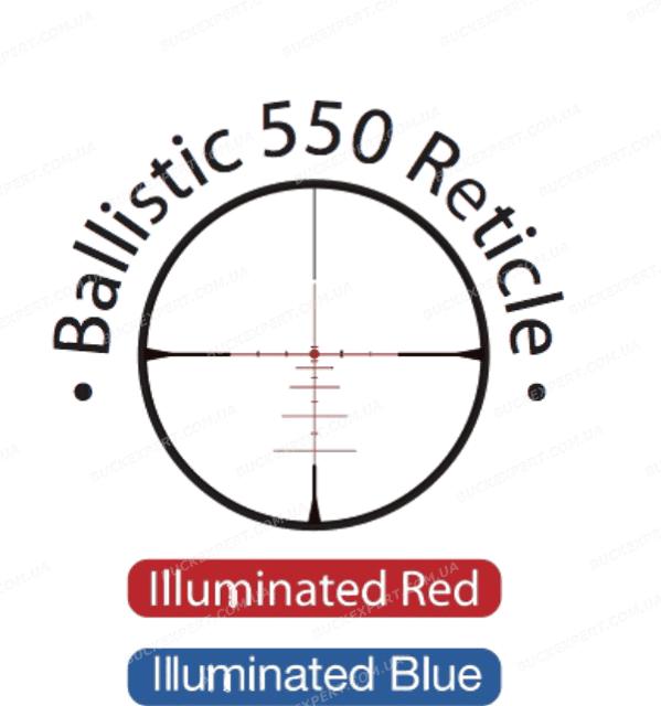 Оптический прицел Konus Konuspro M-30 2.5-10x52 сетка 550 IR с подсветкой