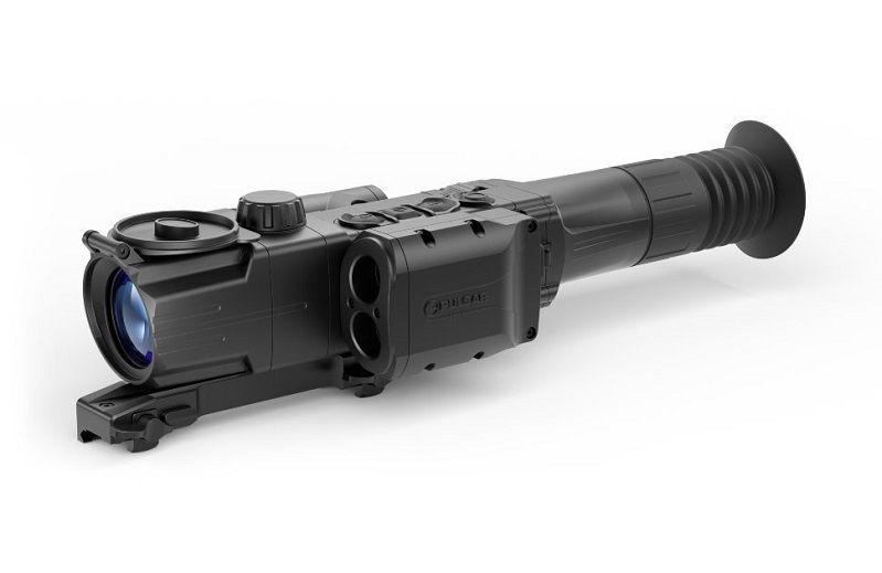Прицел ночного видения Pulsar Digisight Ultra N455 LRF 4.5-18x50 с дальномером и подсветкой 940нм цифровой