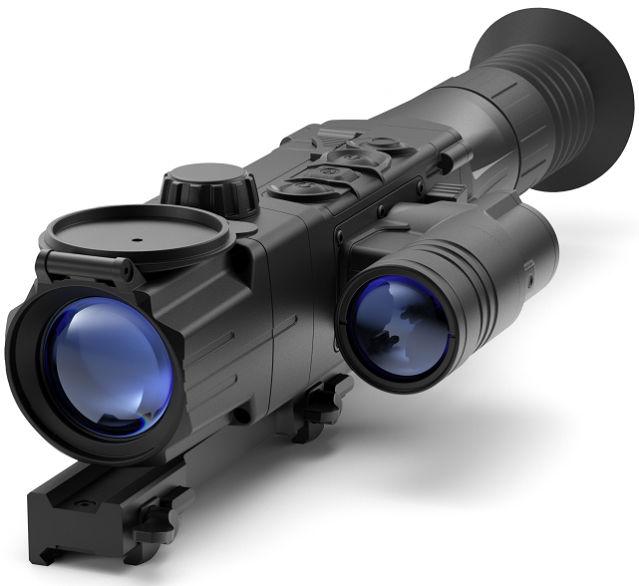 Прицел ночного видения Pulsar Digisight Ultra N455 4.5-18x50 с подсветкой 940нм цифровой