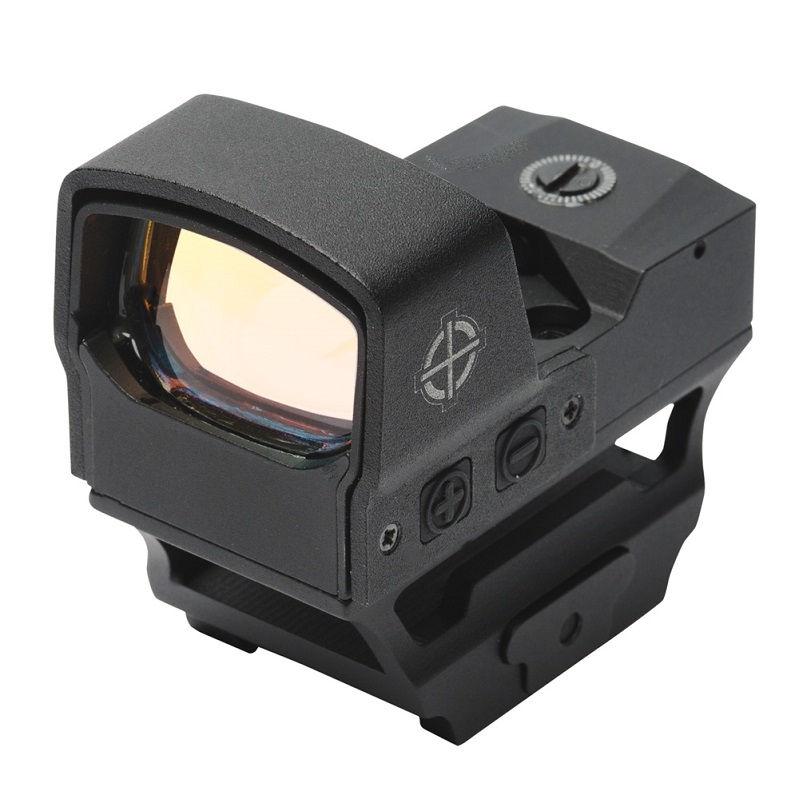 Коллиматорный прицел Sightmark Core Shot A-Spec FMS с режимами для ПНВ + кронштейн для АР-15 тактический