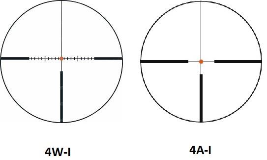 Прицел Swarovski Z6i II 2.5-15x56 P BT L с корректировкой параллакса под кольца с подсветкой оптический