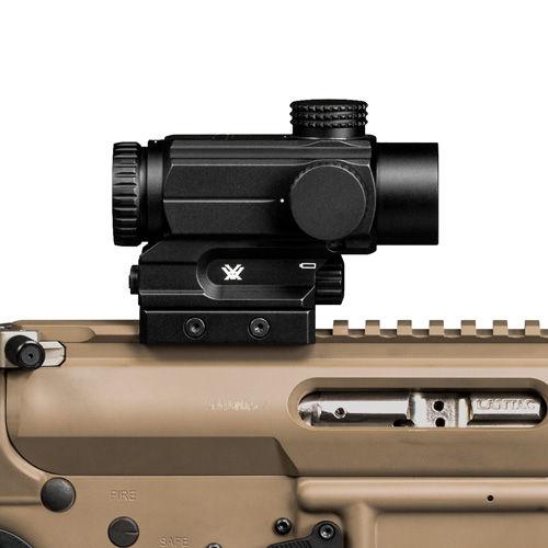 Прицел Vortex Spitfire AR 1x с двухцветной подсветкой призматический
