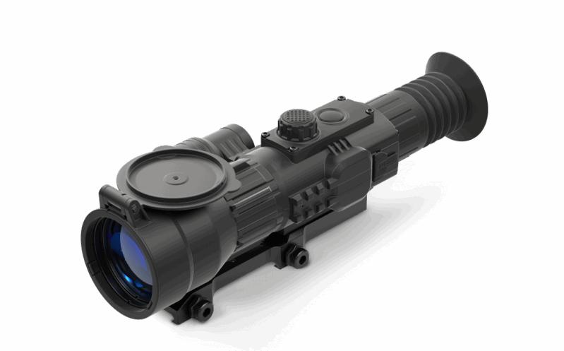 Прицел ночного видения Yukon Sightline N475 5-24x60 с подсветкой 940нм цифровой