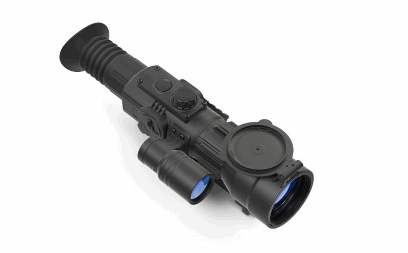 Прицел ночного видения Yukon Sightline N475S 5-24x60 с подсветкой 940нм цифровой