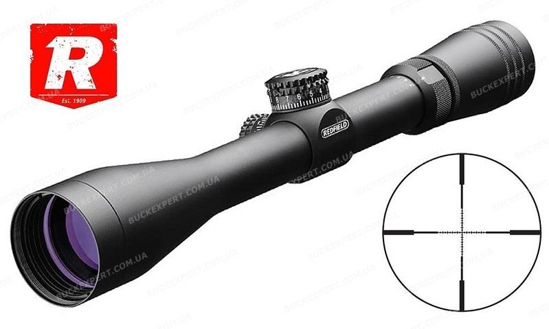 Оптический прицел Redfield Revolution 3-9x40 без подсветки сетка TAC-MOA