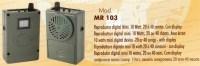 Электронный манок Mundi Sound с дисплеем на 40 голосов