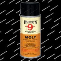 Смазка Hoppe's Moly для оружия быстровысыхающая с молибденом аэрозоль