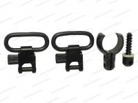 Комплект антабок Uncle Mike`s для стволов или магазинов диаметром 16 - 17 мм