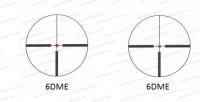 Прицел Hakko Superb B1Z-IL 3-12x50 SFP сетка R6DME с двухцветной подсветкой оптический