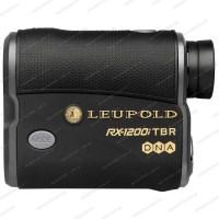 Лазерный дальномер Leupold RX-1200i TBR c DNA и баллистическим калькулятором