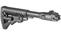 Приклад Fab Defense для АКМ складной вместо деревянного