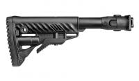 Приклад Fab Defense для АКС-74 / АКСУ-74 со складными вбок прикладами складной