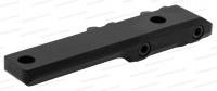 Кронштейн Makuick для Brno / Browning Erice для верхов и адаптеров на ласточкин хвост 15 мм быстросьемный