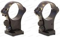 Кронштейн MAK на Tikka T3 с кольцами на раздельных основаниях