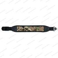 Ремень для ружья Mossy Oak Muscadine с антабками, неопреновый