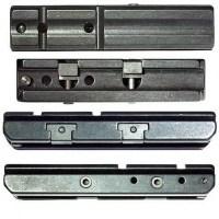 Кронштейн EAW Apel с Weaver на ласточкин хвост 11 мм сьемный стальной