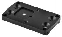 Адаптер MAKlick для установки коллиматора Aimpoint Micro / Holosun на кронштейн MAKlick