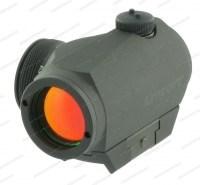 Коллиматорный прицел Aimpoint Micro T-1 Complete с режимами для ПНВ на Weaver / Picatinny