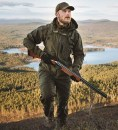 Костюм Alaska Extreme Lite Green мужской мембранный всесезонный