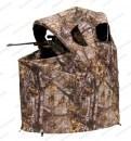Засидка Ameristep Tent Chair Blinds со встроенным стулом одноместная цвет Real Tree Xtra