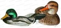 Чучела Cherokee Sports Fusion Series кряквы надувные