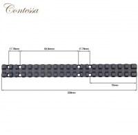 Основание Contessa на Browning X-Bolt Long с шиной Picatinny / Weaver